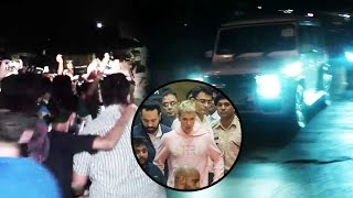 Fans Risk Their Lives For Justin Bieber In India - Watch Video - Purpose Tour India