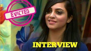 Arshi Khan Eviction Interview From Bigg Boss House - Bigg Boss 11 - Shilpa Meri Maa Hai