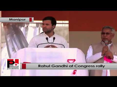 Rahul Gandhi- Congress gives respects to all
