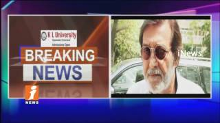 Bollywood Actor Vinod Khanna Passes Away | Was Suffering From Cancer Mumbai | iNews