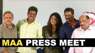 Movie Artist's Association Honour To Jyothi & Suma || MAA || Bhavani HD Movies