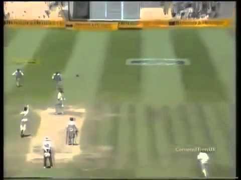 Classic Waqar Younis Favourite BUNNY Greg Blewett - Cricket Classic Video