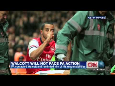 Arsenal s Theo Walcott out with ACL injury News Video
