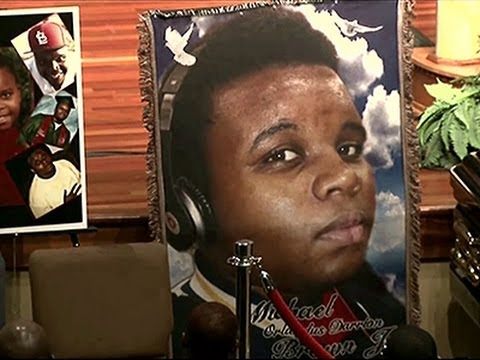 Mourners Remember Michael Brown in St. Louis News Video