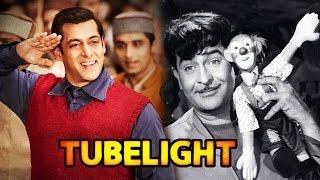 Salman Khan Pays TRIBUTE To Raj Kapoor In Tubelight