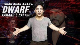 Shahrukh Khan's DWARF Film Goes Hollywood Way - Watch Out