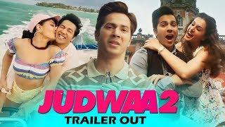 Judwaa 2 Trailer Out | Varun Dhawan, Jacqueline Fernandez, Taapsee Pannu