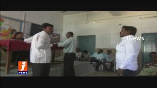 Clashes Between TDP And YCP Leaders In MPP Office At Rayadurg | Anantapur | iNews