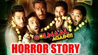 Golmaal Again Poster Out, Golmaal Again Will Be A HORROR Story