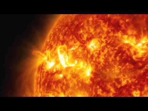 NASA Captures Solar Flare News Video