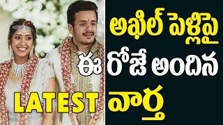 Akkineni Akhil and Shriya Bhupal MARRIAGE UPDATES   Akkineni Family Wedding Updates   Top Telugu TV