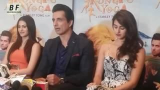 Kungfu Yoga Movie Exclusive Interview With Disha Patani, Amyra Dastur, Sonu Sood