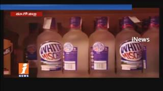 No Movement In Highway Wine Shops   Excise Officers Ignores   East Godavari   iNews