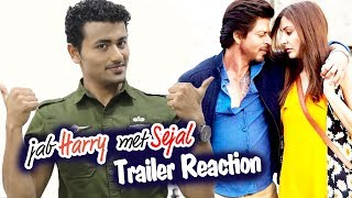 Jab Harry Met Sejal TRAILER Reaction -  Shahrukh Khan, Anushka Sharma