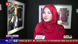 Hadiri Pameran, Jokowi Tunjuk Foto Favoritnya
