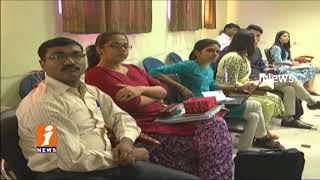 12th Common Review Mission Team Meets With Minister Laxma Reddy | iNews