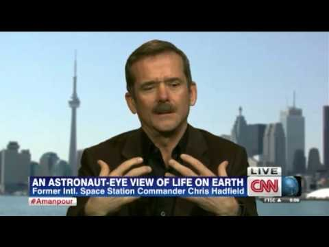 Hadfield on Columbia Shuttle mistakes News Video