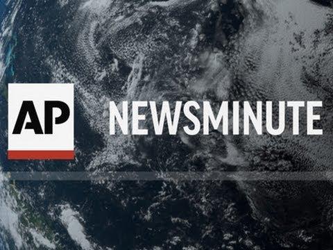 AP Top Stories August 14 A - News Video