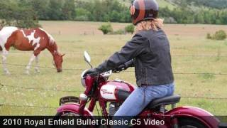 Royal Enfield Bullet Classic C5 Review