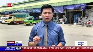 Pasokan Beras ke Pasar Induk Cipinang Ditambah