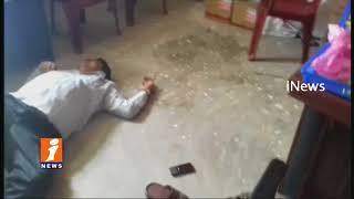 iNews Effect | Higher Officials Suspends Tungaturthi Gurukul School Drunken Principal | iNews