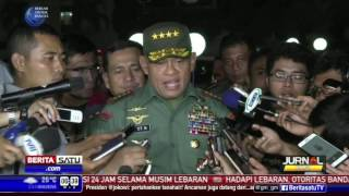 Panglima TNI: 4 WNI Sandera Abu Sayyaf Diketahui Posisinya