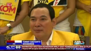 Satu Visi, Tommy Soeharto Dukung Akom