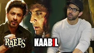 Hrithik Roshan CONFIDENT Over KAABIL's WIN Over RAEES