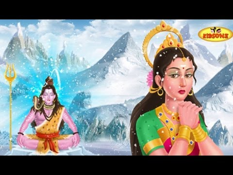 History of Maha Shivaratri - with Animation - For Kids