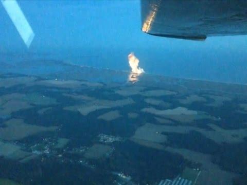 Raw- Antares Liftoff Explosion News Video