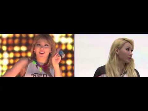 2NE1 Reveal Their 'Crush' News Video