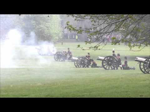Raw- British Queen's Birthday Celebration News Video