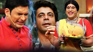Bollywood BOYCOTTS The Kapil Sharma Show, Krushna Abhishek To Replace Sunil Grover