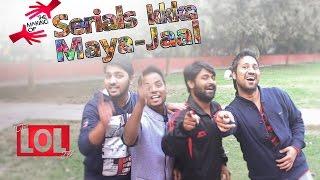 Serials Ka Maya-Jaal (Making & Deleted Scenes) - desiLOLtv