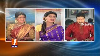 Jabardasth Comedians Vinodini And Pavani Chit Chat With iNews| Sankranti Special