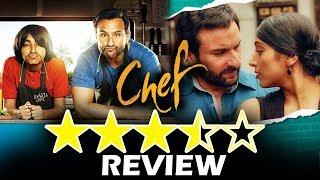 Chef Movie HONEST Review   Saif Ali Khan, Raja Krishna Menon