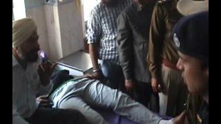 DGP ने थपथपाई घायल पुलिसकर्मियों और पत्रकारों की पीठ, मिलेगा मुआवजे और प्रशंसा पत्र