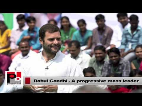 Rahul Gandhi - A symbol of peace and harmony