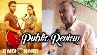 Qaidi Band Movie Public Review | Expert Review | Aadar Jain | Anya Singh