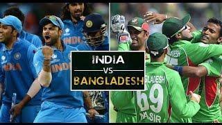 Bangladesh Vs India Cricket Match ICC T20 World Cup 2016