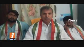 Congress Leader Tulasi Reddy Fires On AP Govt Over Cement Prices Hikes | iNews