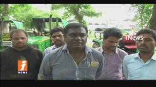 Police Arrest Illegal Sand Transport Gang In Kanapur Tanda | Kamareddy | iNews