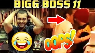 Has Luv Tyagi's Father HACKED The Voting System, Vikas FORCEFULLY KISSES Akash   Bigg Boss 11