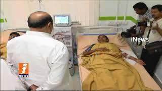Minister Kamineni Srinivas Inauguration Dialysis Center In Govt Hospital | Gunrtur | iNews