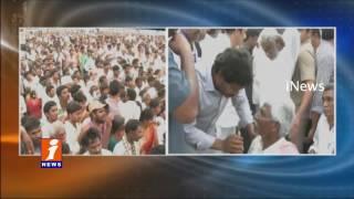 YS Jagan Speech On Kidney Victims   Excess Of Fluoride Content In Drinking Water   Prakasam   iNews