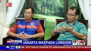 Lunch Talk: Jakarta Waspada Longsor #3