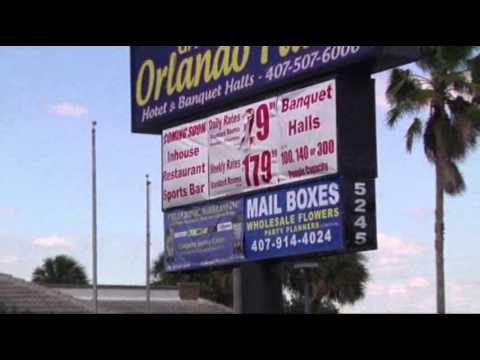 Motels Near Disney Fighting Homeless Problem News Video