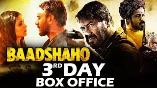 Baadshaho 3rd Day Collection - Box Office Prediction - Ajay Devgn, Emraan Hashmi