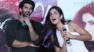 Fitoor Movie Trailer Launch - FULL EVENT - Katrina Kaif, Aditya Roy Kapoor, Tabu