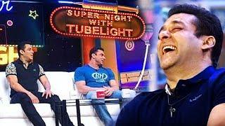 Salman Khan & Sohail Khan On Sunil Grover's Super Night With TUBELIGHT